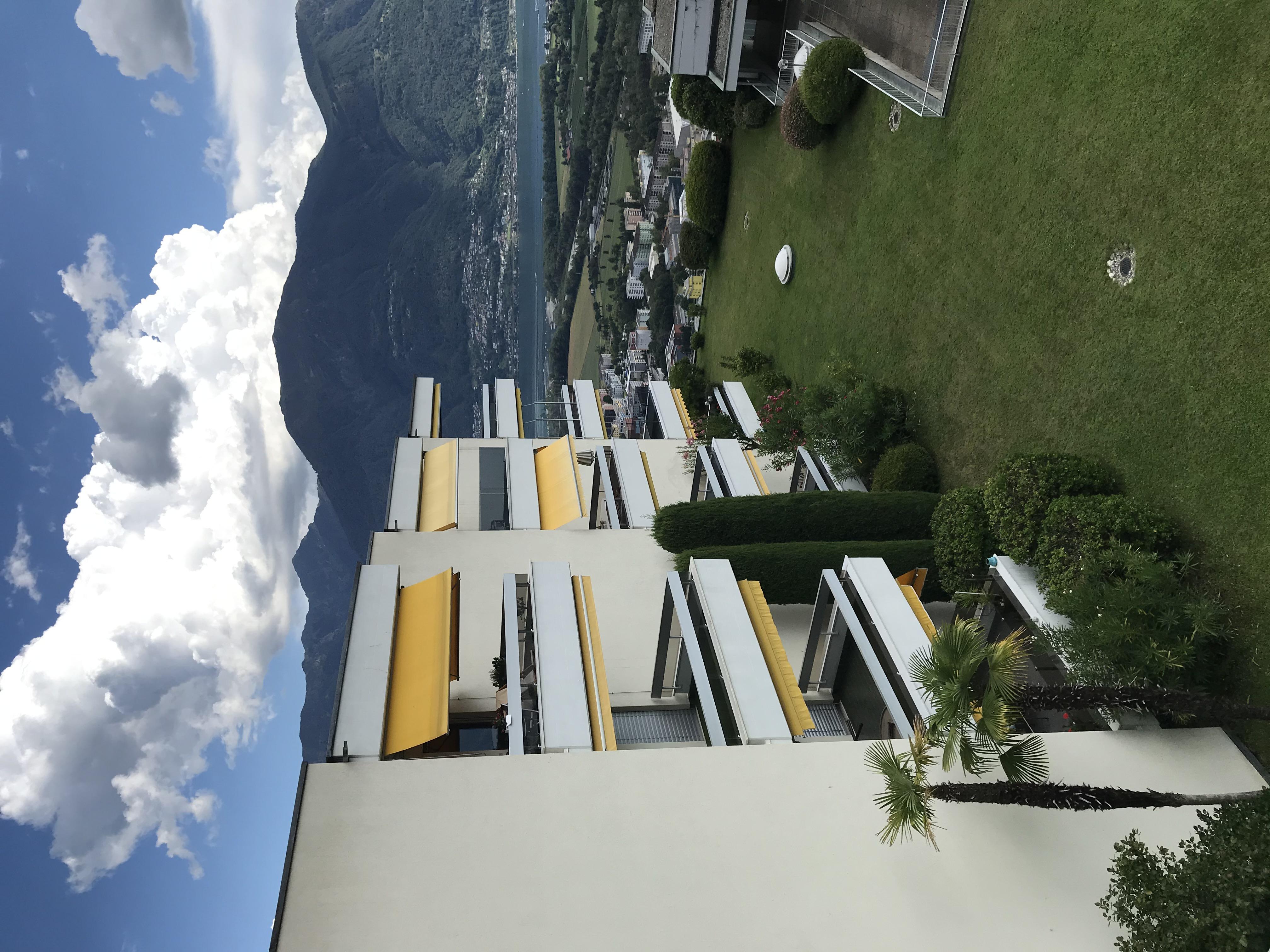 Bell'appartamento a Locarno Monti