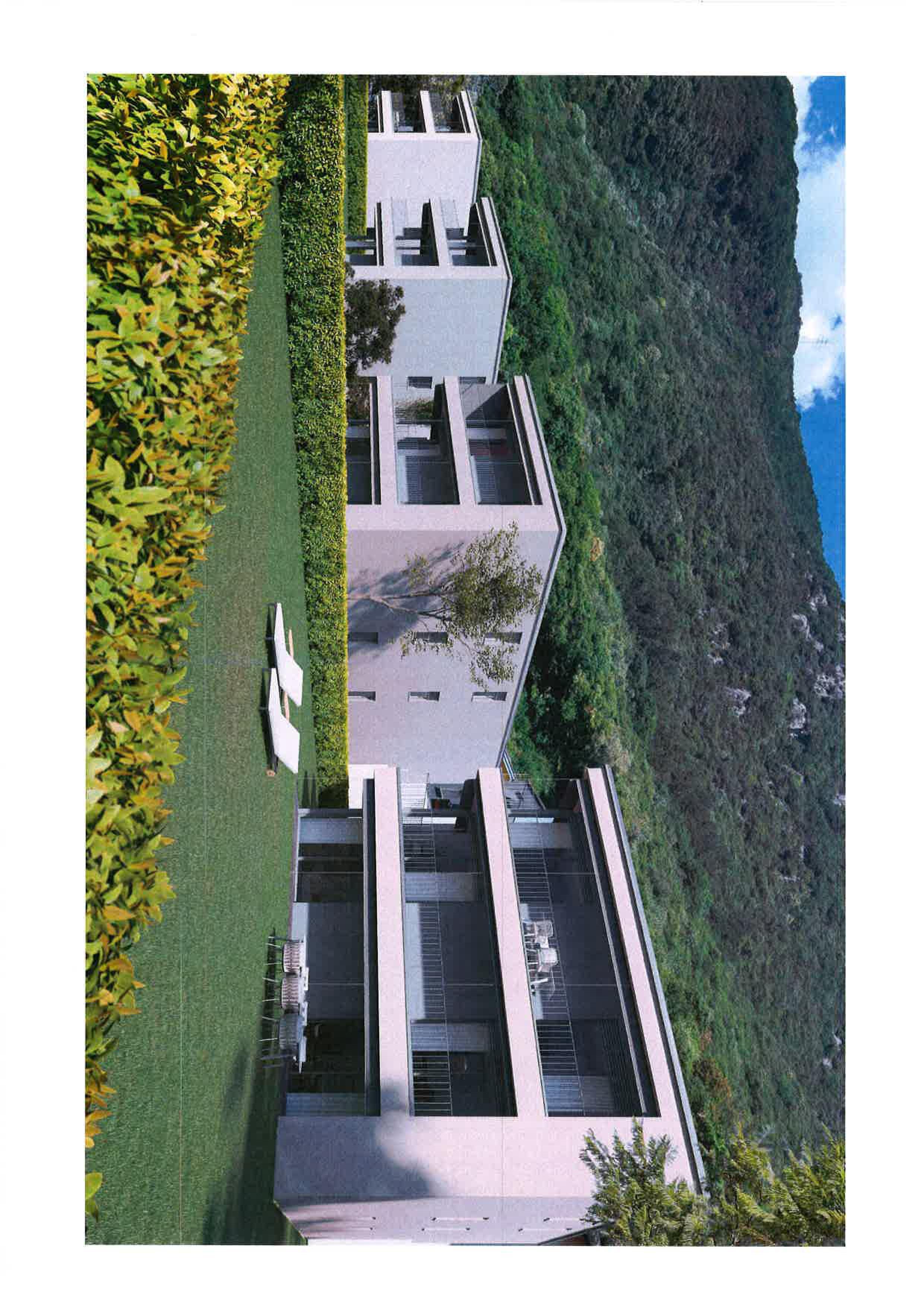 Nuovo appartamento di 4.5 locali con giardino a Lumino